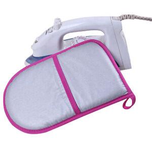 Gloves-Heat-Resistant-Ironing-Mittens-Kitchen-Glove-Cooking-Garment-Steamer-FT