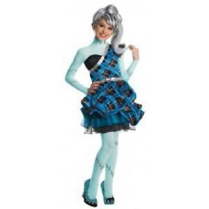 Monster High Kostuem Ebay.Frankie Stein Sweet 1600 Monster High Movie Kinder Kostum Ebay