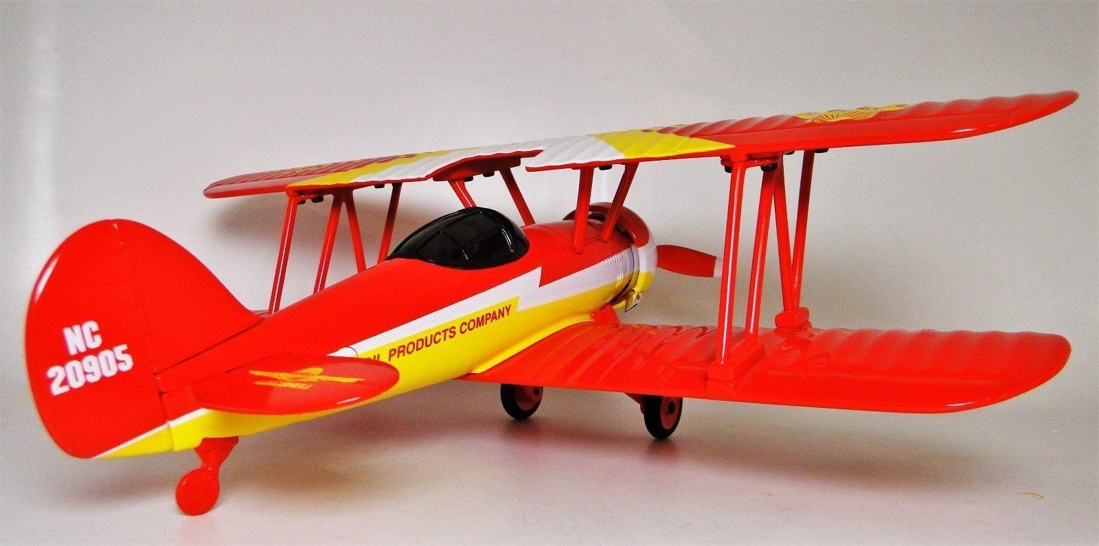 1918 Modelo Diecast Metal avión aeronave nos Vintage Antiguo 72 WW1 1 48 biwing