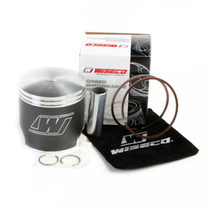 Piston Kit For 2012 Kawasaki KX85 Offroad Motorcycle Wiseco 862M04850