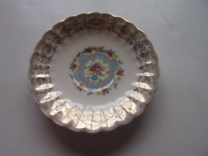 LIMOGES-LYRIC-SAUCER-for-Cup-6-inch-round