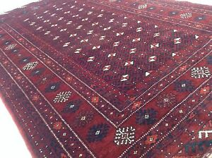 Image Is Loading 3 6 X 5 4 Persian Oriental Rug