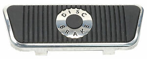 Mustang Brake Pedal Pad Disc Auto 1971 1972 1973 71 72 73 Mach 1 302 351 Grande