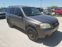 JUST IN FOR PARTS!! WS5685 2003 MAZDA TRIBUTE Woodstock Ontario Preview
