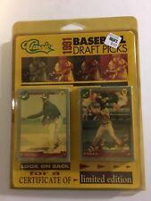 1991 Classic Baseball Draft Picks 50 Card Set-id #r057218 Of165 000 Le