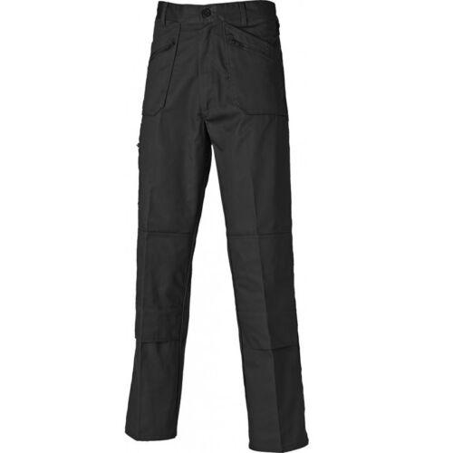 "Dickies WD814 Redhawk Homme Action Pantalon-Noir-W34/"" Reg"