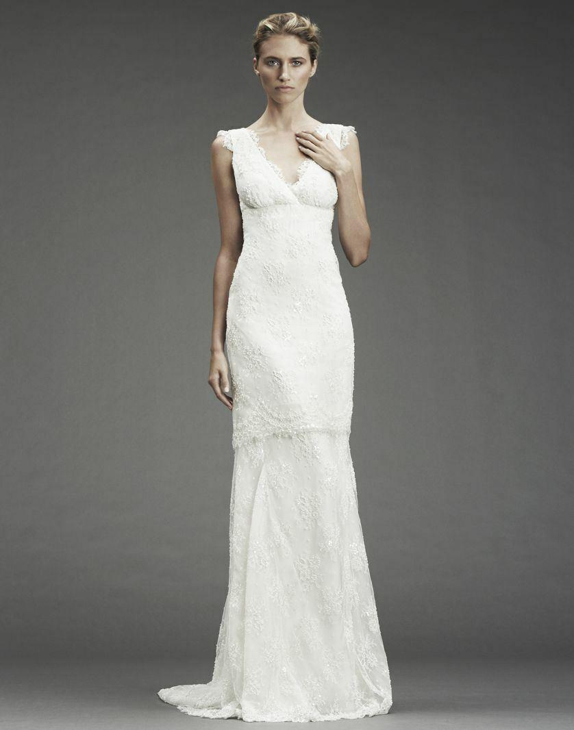 Nicole Miller - NM9978 Wedding Gown
