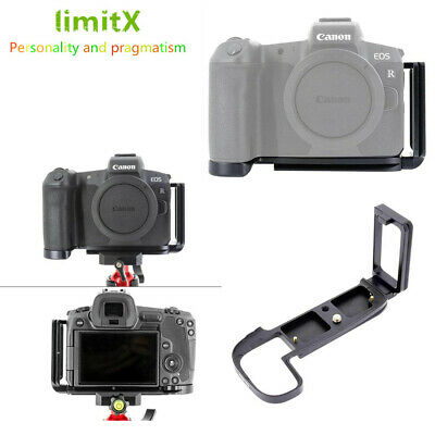 BGNing Quick Release Board For Canon EOSR for EOSR Camera L Plate Bracket Holder