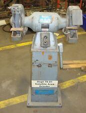 Cincinnati Bench Grinder Model # 101 10 Inch Wheel 1 Hp 3 Phase 480v F5~ 18515LR