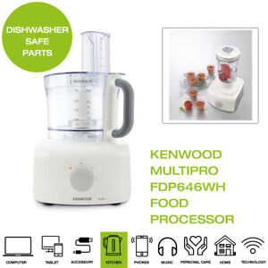 Kenwood-FDP646WH-MultiPro-Food-Processor-White
