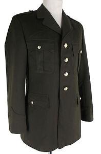 2eeba729b58 DUTCH ARMY TUNIC Great For USA WWII WW2 Officer Uniform Look ...
