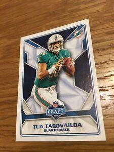 Tua Tagovailoa Miami Dolphins 2020 Nfl Draft Panini Sticker 551 - INVEST NOW