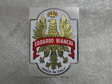 sticker  adesivo per bici da corsa bianchi vintage 64x48mm