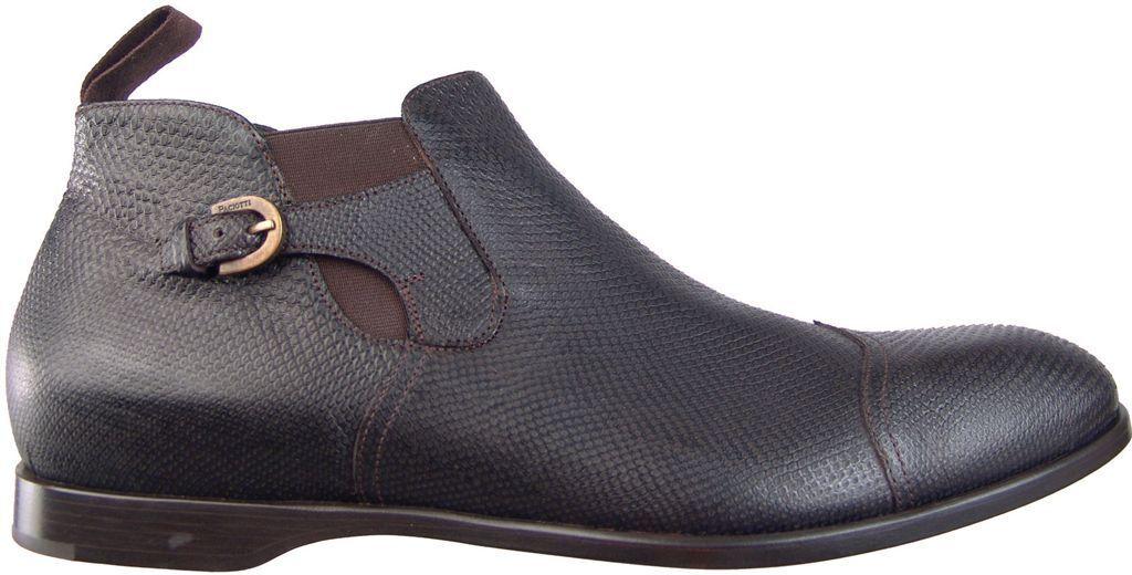 715 Authentic Cesare Paciotti Ankle Boots US 11 Italian Designer Mens shoes