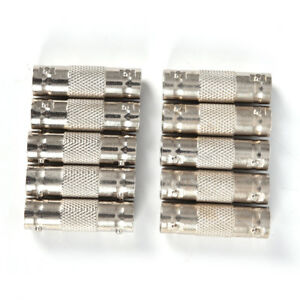 10X BNC female to female coupler connector adapter