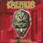 Violent Revolution by Kreator (CD, Jun-2004, Steamhammer)