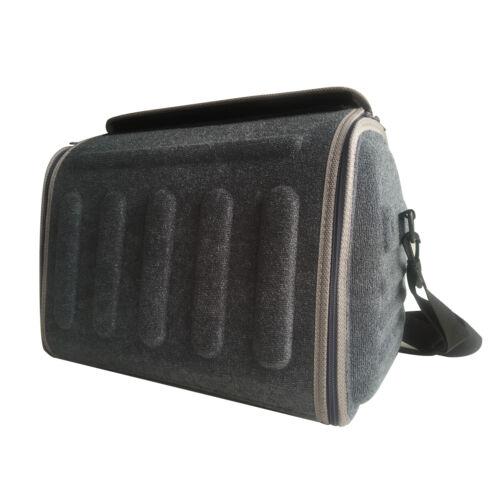 Car/Truck/Van Storage Organisers Zippered Space Saving Foldable Boot Grey Bags