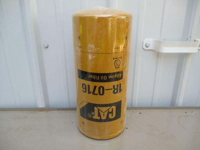 CATERPILLAR  1R0716 CAT OEM Engine Oil Filter - 1R-0716 -