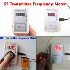 Car Key Remote Control Checker 250-450Mhz RF Frequency Detector Tester Counter