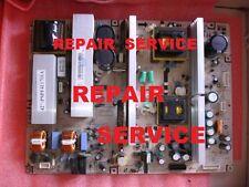 Samsung power supply REPAIR BN44-00161A BN44-00162A for HPT4254X 4264X