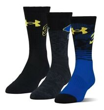 7f5154883 item 1 UNDER ARMOUR UA SC30 Basketball Crew Socks 3 Pack Medium (4-8.5)  Stephen Curry -UNDER ARMOUR UA SC30 Basketball Crew Socks 3 Pack Medium  (4-8.5) ...