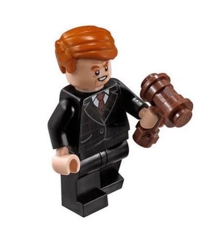 LEGO® Jurassic World™ Figur Gunnar Eversol jw026 aus 75930 Lockwood brandneu