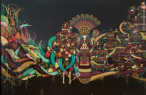 HTF-Koralie-Supakitch-Ikea-Art-Event-2015-Limited-Edition-Poster-Print-New-Mint