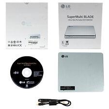 LG AP70NS50 External Portable Slim Slot-Loaded 8x CD DVD RW USB2.0 Burner PC/MAC