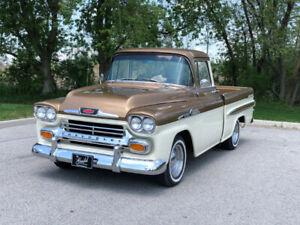 1958 Chevrolet Autres Pick-ups Apache Anniversary