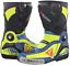 Eviron-Moto-Scarpe-Stivali-lunghi-moto-Scarpe-Stivali-Stivali-Moto miniatura 1