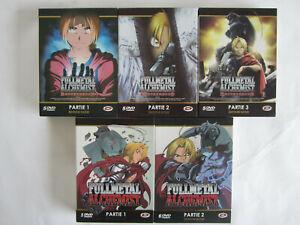 Coffret DVD Fullmetal alchemist / Fullmetal alchemist ...