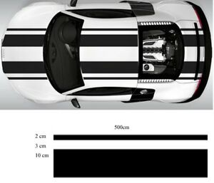 car-race-stripe-decal-kit-sticker-vinyl-two-15cm-500cm