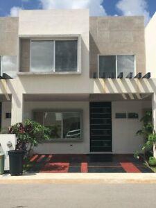 Casa en Renta en jardines del sur 4 en Cancun Q Roo