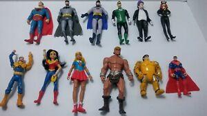 Batman-Superman-Bendable-Action-Figure-NJ-Croce-Super-hero-other