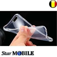 APPLE IPHONE 4 / 4S COQUE CASE TRANSPARENT CRYSTAL CLEAR TPU SILICONE SOUPLE