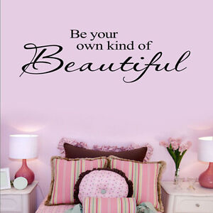 Beautiful-Removable-Decal-Art-Vinyl-Mural-Home-Room-Decor-Wall-Stickers-Popular