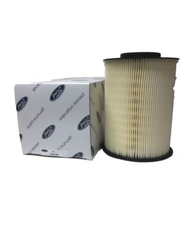 GENUINE FORD C-MAX  1.6 TDCi 02.07-09.10-109HP ROUND TYPE AIR FILTER 1848220