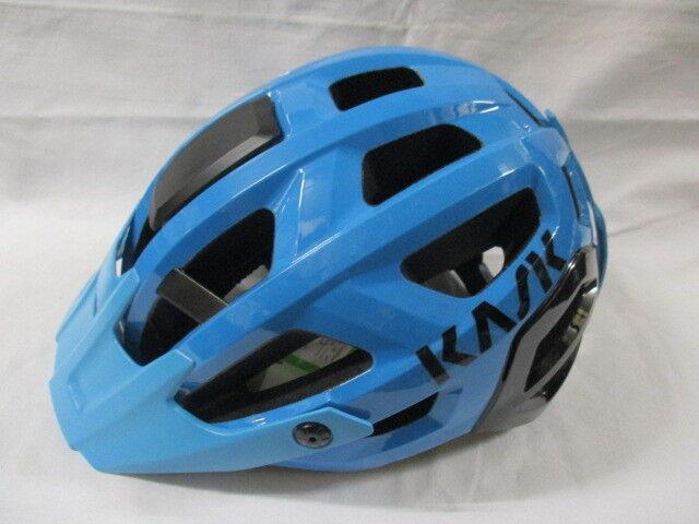 KASK Casco bicicletta MTB CASCO tua portata REX BLU TAGLIA L  45,46