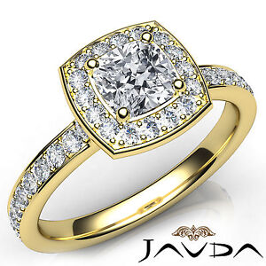 Cushion-Diamond-Halo-Pave-Set-Anniversary-Ring-GIA-G-VS2-18k-Yellow-Gold-1-18Ct