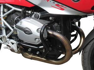 Crash-bars-Defensa-protector-de-motor-Heed-BMW-R-1200-S-2006-2008-negro