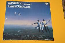 ANDREA CENTAZZO LP MILAN KUNDERA ITALY JAZZ ORIGINAL SIGILLATO SEALED ! AUDIOFIL