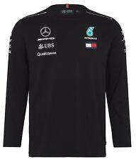 Mercedes-AMG Petronas Motorsport Longsleeve Driver Tee 2019