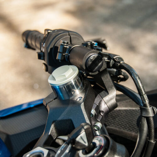 2018-2019 KAWASAKI NINA 400R WOODCRAFT RACING 41mm CLIP-ON CLIPON HANDLEBAR KIT