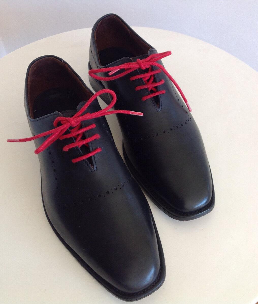 Allen Edmonds Manhatten Oxford Hommes Business Taille 41,5 (UE) 7,5 (UK) noir