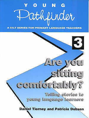 Are You Sitting Comfortably?: Telling Stories to Young Language Learners