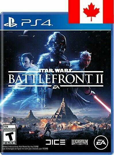 Star Wars Battlefront 2 Playstation 4