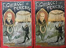 (Viaggi) F. Nansen - FRA GHIACCI E TENEBRE  Voghera 1897