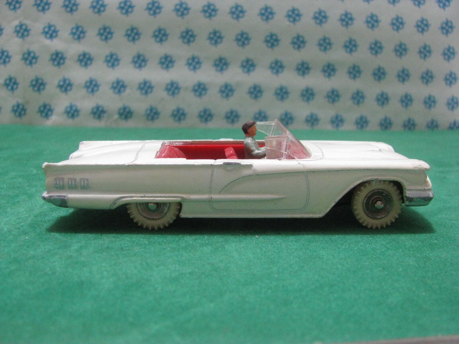 Vintage        FORD THUNDERBIRD Convertible     1/43  Dinky toys 555 | Une Grande Variété De Modèles  6244a5