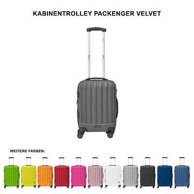 Packenger Bordcase Koffer Velvet M in verschiedenen Farben
