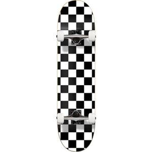 Cal-7-White-Checkerboard-8-034-Complete-Popsicle-Skateboard